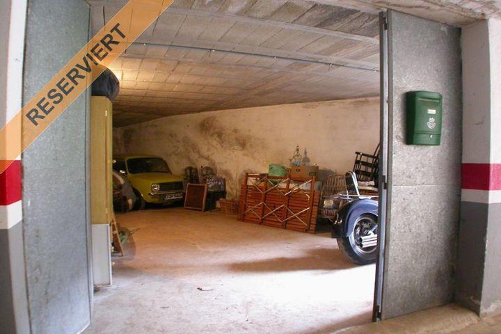 Große Garage grosse garage im zentrum fornalutx mallorca homes