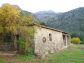 Orangenplantage mit Blick über Sóller und einem kleinen Haus zu renovieren