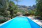 Villa mit direktem Strand- und Meerzugang in Cala Tuent