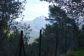 Olivarhütte in den Bergen von Sóller
