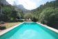 Freistehendes Natursteinhaus mit Pool und Doppelgarage in Deià