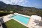 Atemberaubendes Landhaus mit tollem Meerblick und Pool in Deià